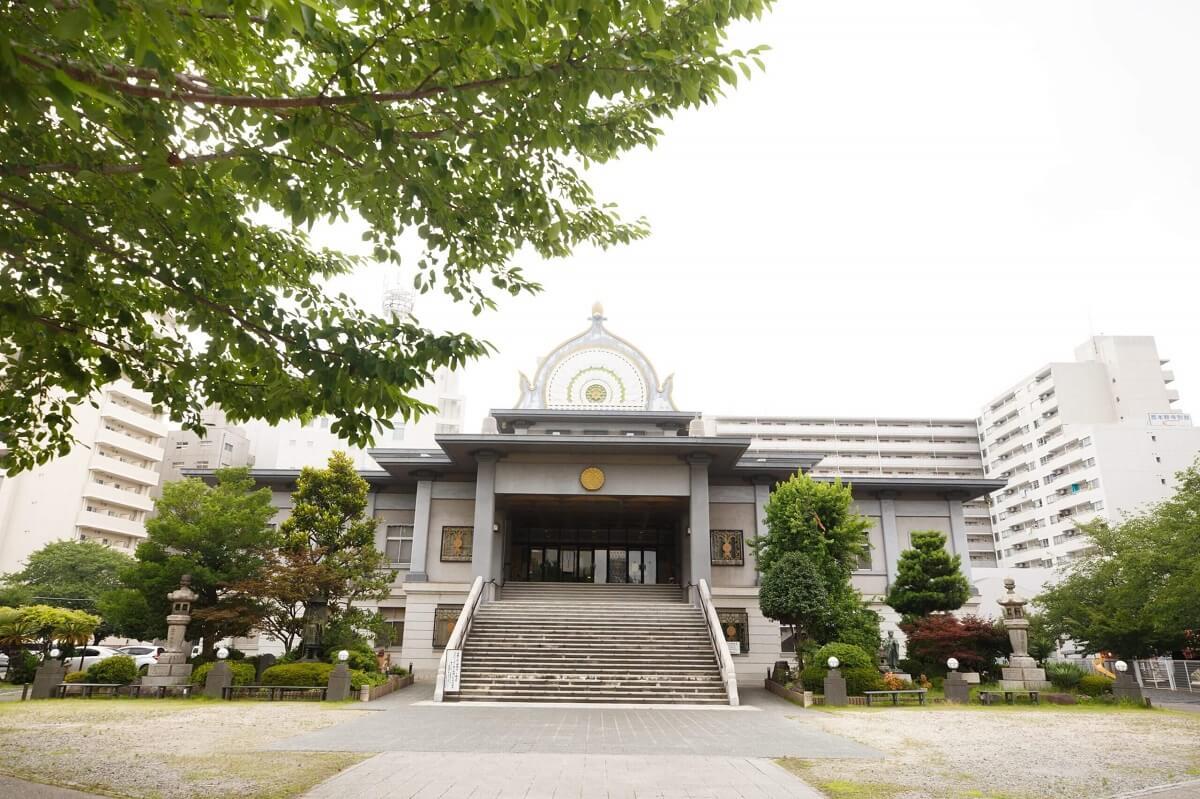 本願寺名古屋別院(西別院)